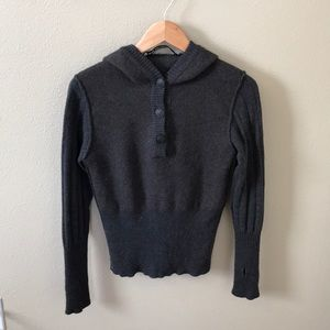 Nice Collective Pullover Sweater Hoodie Size 3 / M
